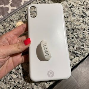 Loopy case for iPhone X max
